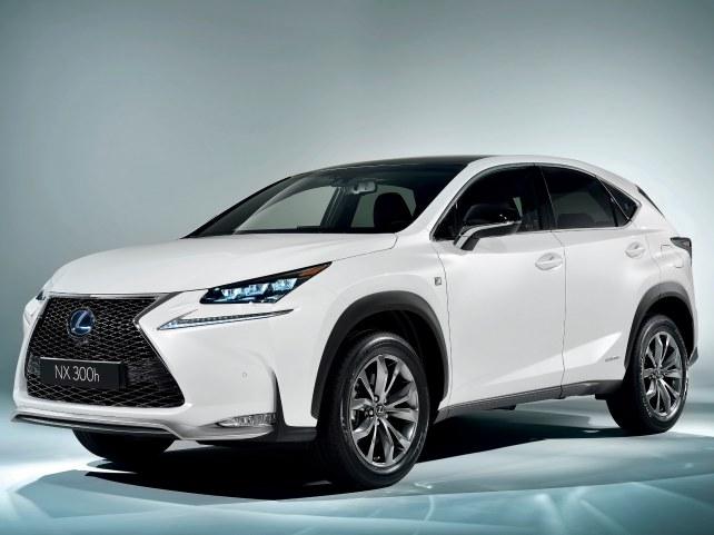 Lexus NX в Ростове-на-Дону