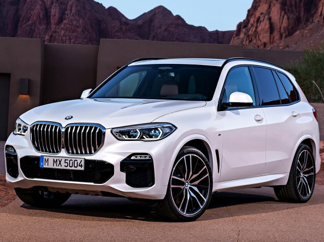 BMW X5 в Воронеже
