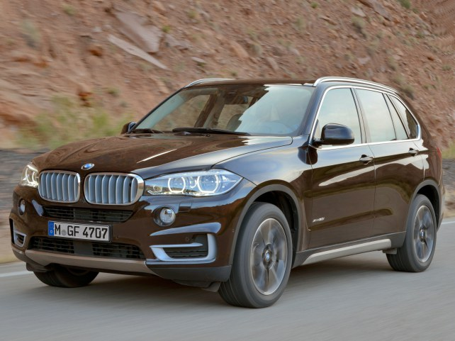 BMW X5 в Сургуте