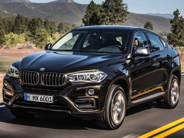 BMW X6 в Воронеже