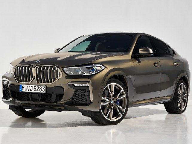 BMW X6 в Москве