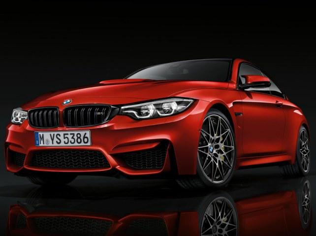 BMW M4 Купе в Липецке