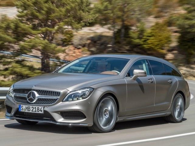 Mercedes-Benz CLS-Класс Универсал в Москве