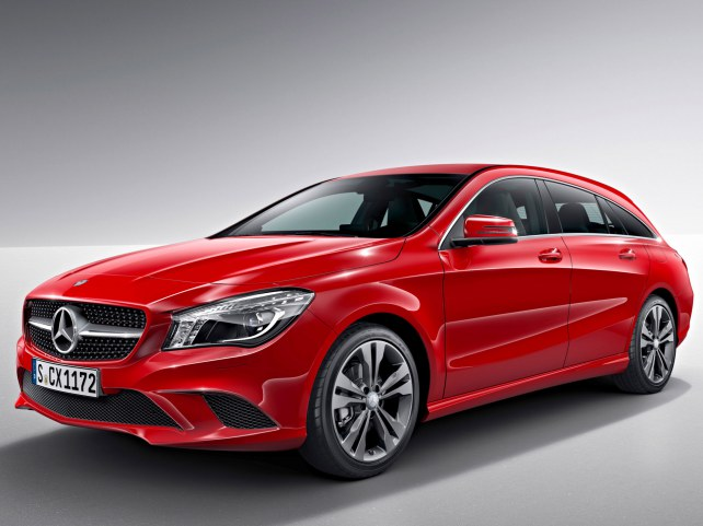 Mercedes-Benz CLA-Класс Универсал в Сочи