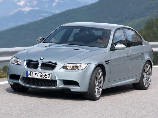 BMW M3 седан в Москве