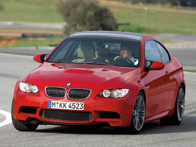 BMW M3 купе в Москве
