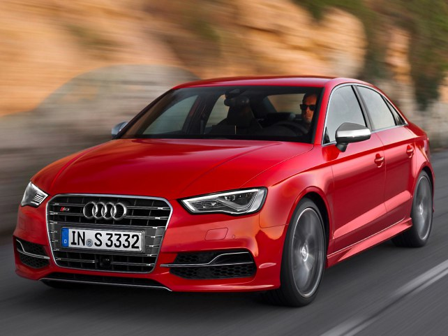 Audi S3 седан в Москве