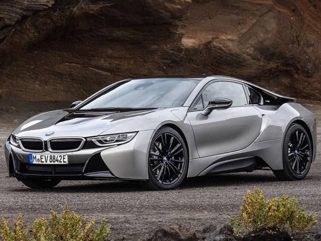 BMW i8 Купе в Москве