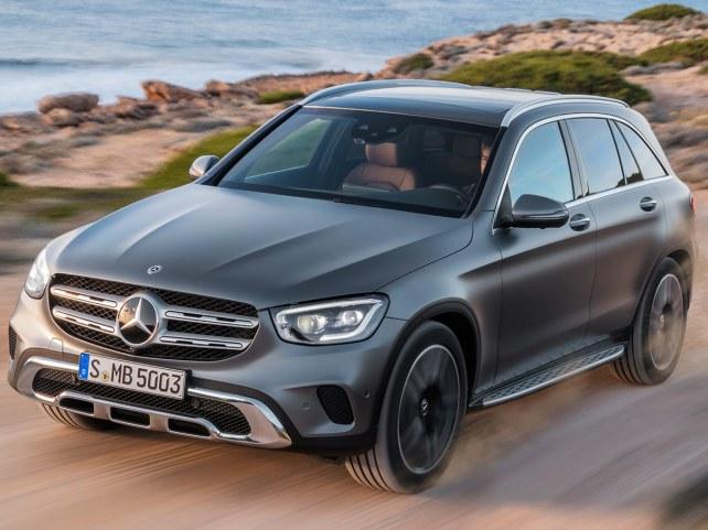 Mercedes-Benz GLC-Класс во Владимире