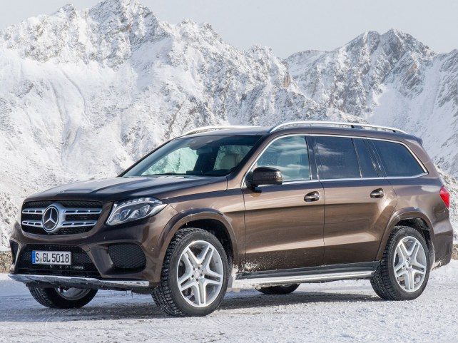 Mercedes-Benz GLS-Класс в Москве