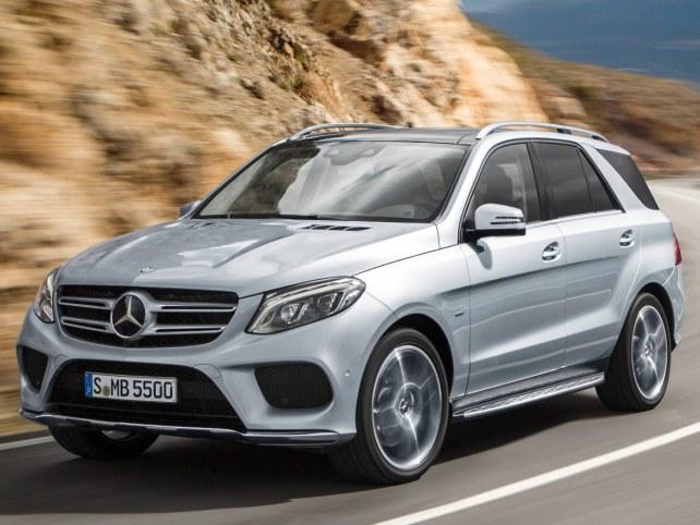 Mercedes-Benz GLE-Класс в Москве