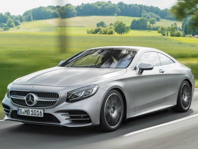 Mercedes-Benz S-Класс Купе в Москве