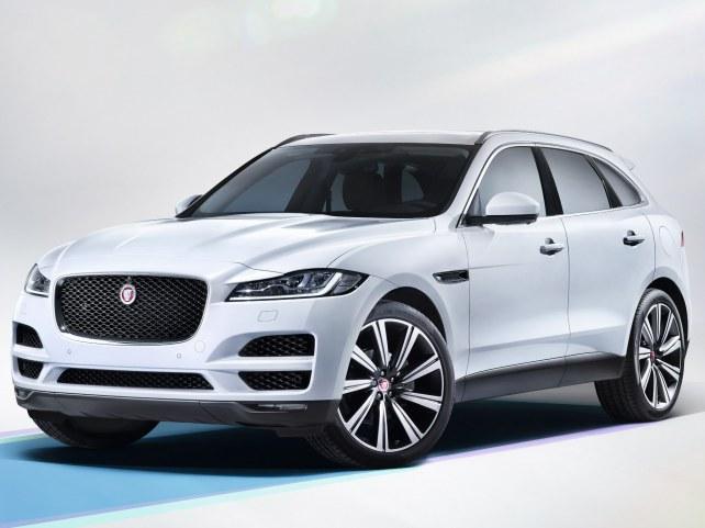 Jaguar F-Pace в Ростове-на-Дону