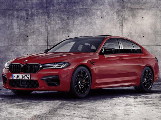 BMW M5 седан в Липецке