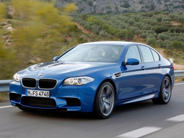 BMW M5 седан в Москве