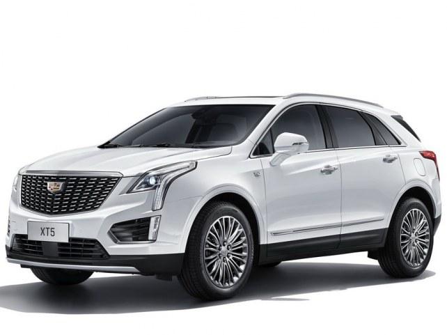 Cadillac XT5 в Москве