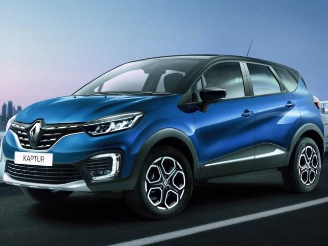 Renault Kaptur в Красноярске