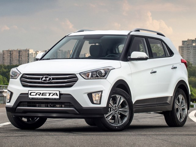 Hyundai Creta в Ростове-на-Дону