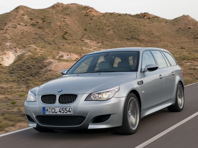 BMW M5 Туринг в Москве