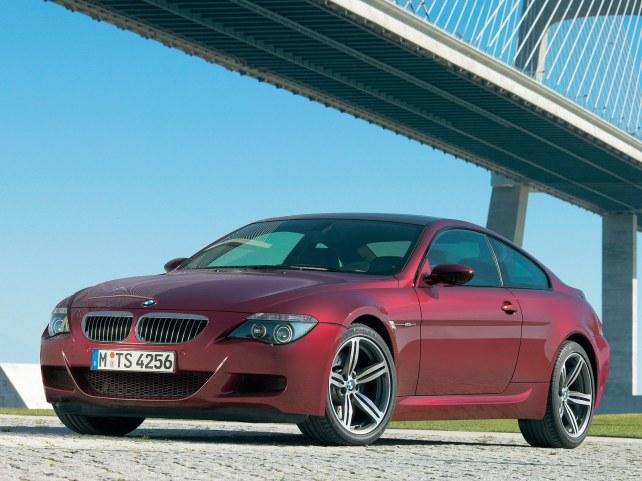 BMW M6 купе в Москве