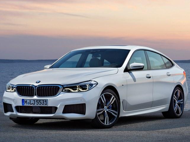 BMW 6 серия Гран Туризмо в Москве