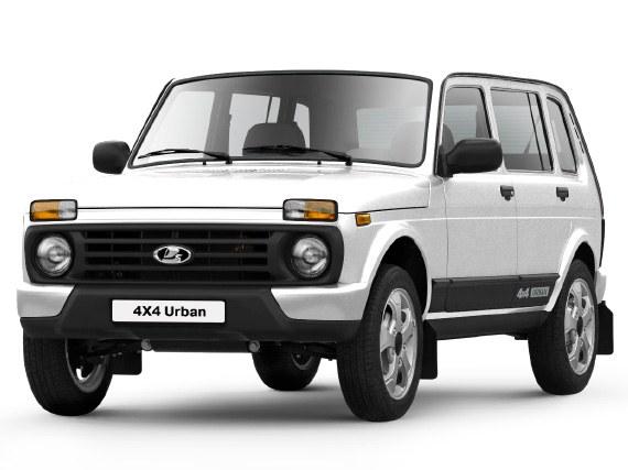 ВАЗ (Lada) 4x4 Urban 5-дв. в Тюмени