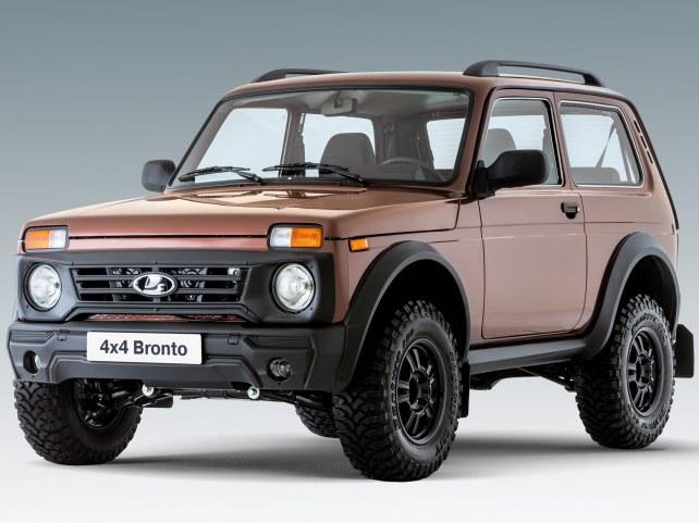 ВАЗ (Lada) 4x4 Bronto 3-дв. в Красноярске