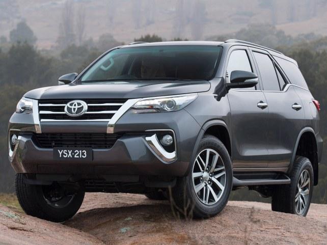 Toyota Fortuner Внедорожник в Ростове-на-Дону