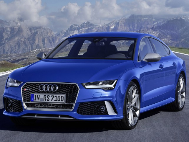 Audi RS7 в Набережных Челнах