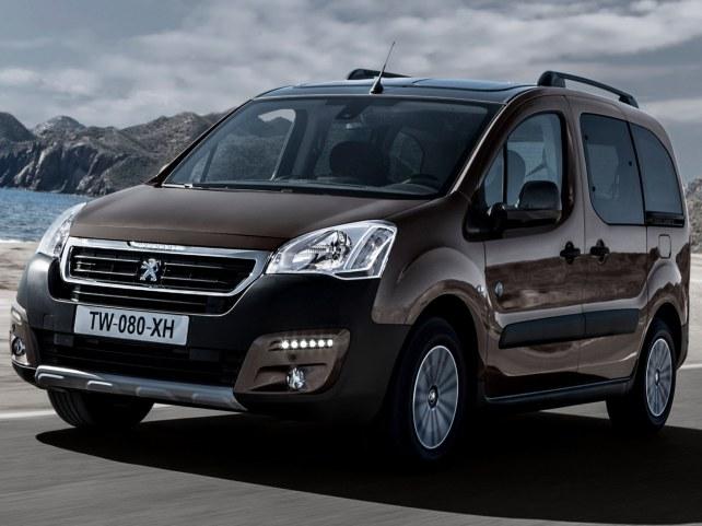 Peugeot Partner в Кемерово