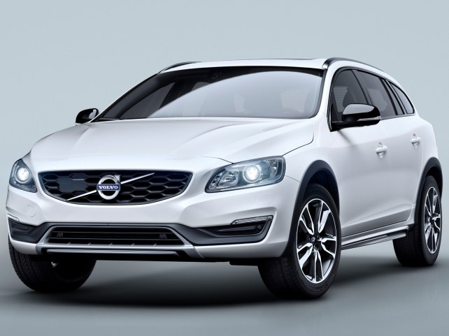 Volvo V60 Cross Country Универсал в Ярославле