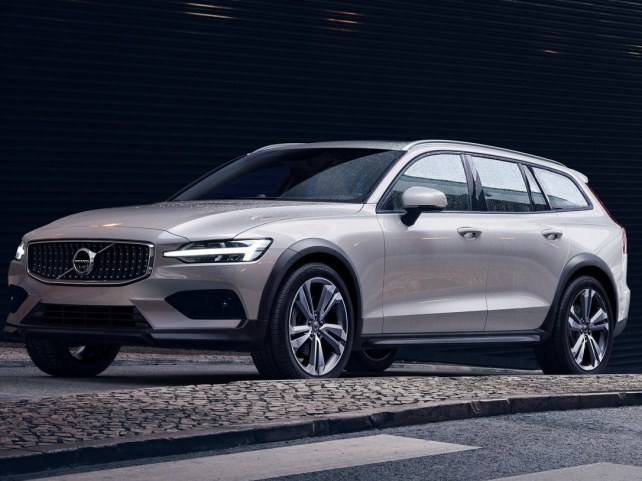 Volvo V60 Cross Country Универсал в Москве