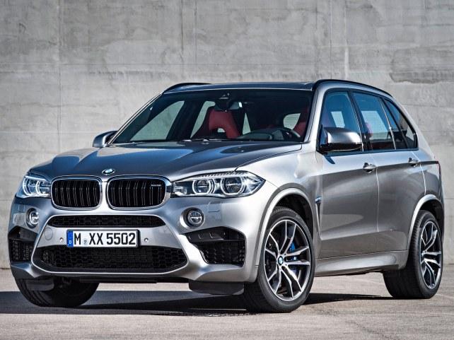 BMW X5 M в Москве