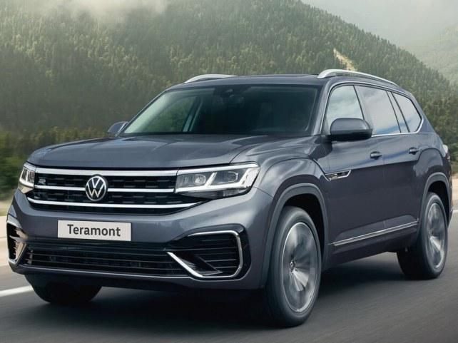 Volkswagen Teramont в Ростове-на-Дону
