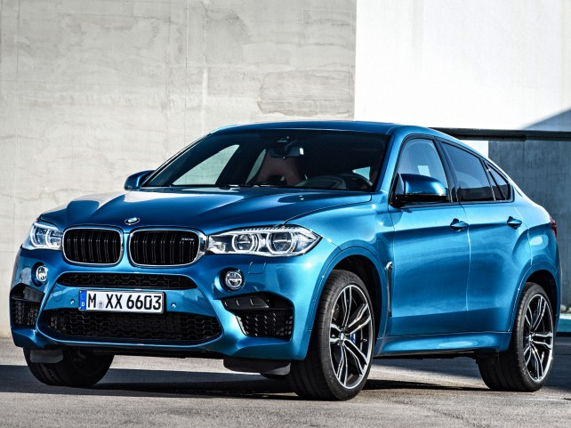 BMW X6 M в Набережных Челнах