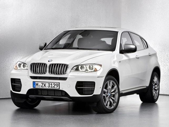 BMW X6 M в Москве