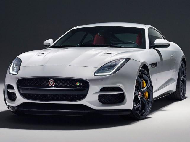 Jaguar F-Type Купе в Кирове