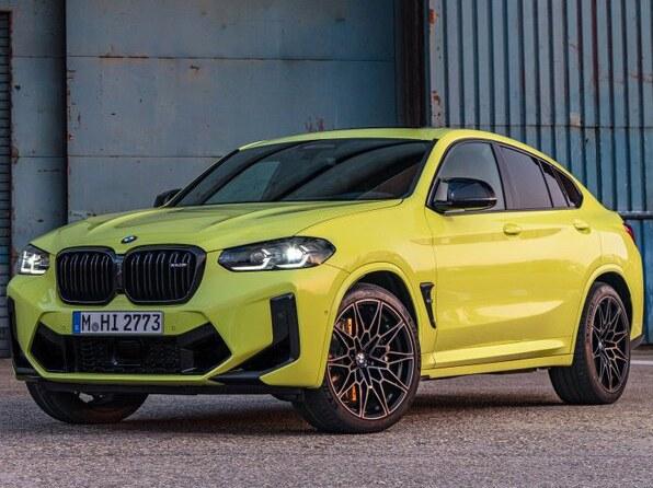 BMW X4 в Тюмени