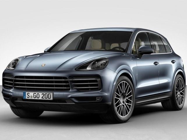 Porsche Cayenne в Воронеже