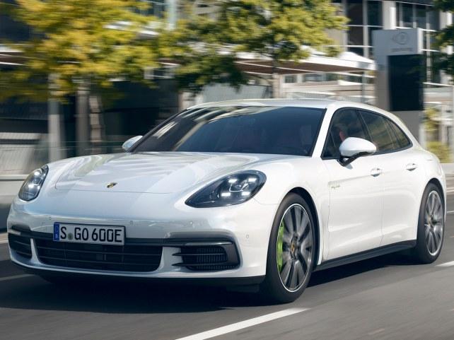 Porsche Panamera Универсал в Тюмени