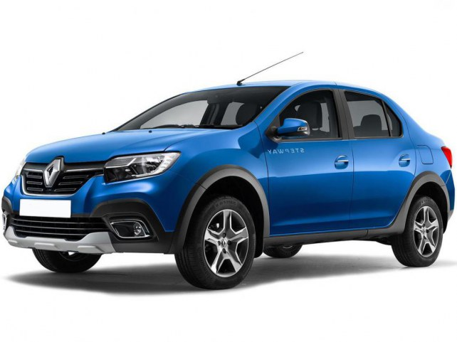 Renault Logan Stepway в Сургуте