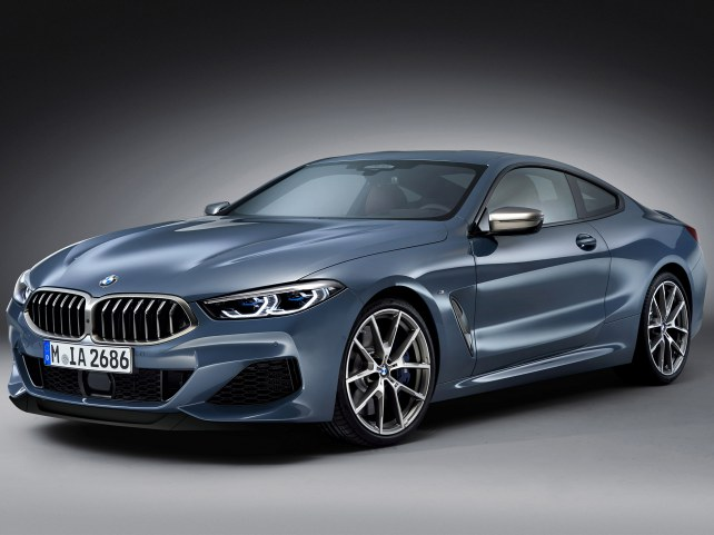 BMW 8-я серия Купе в Москве