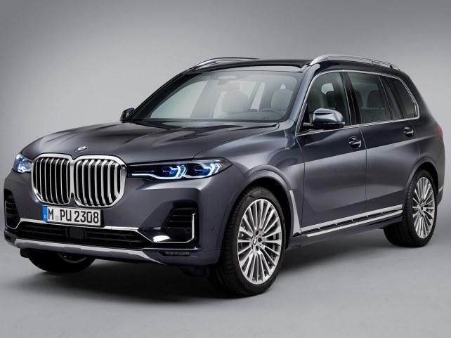 BMW X7 в Сургуте