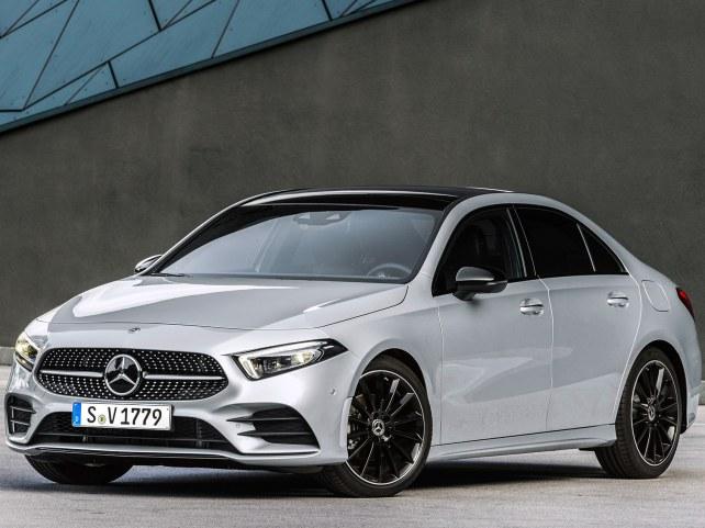 Mercedes-Benz A-Класс Седан в Москве