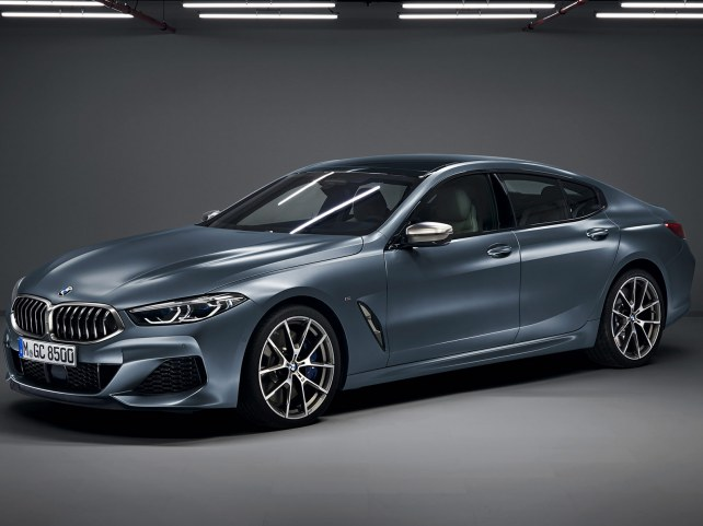 BMW 8-я серия Гран Купе в Кирове