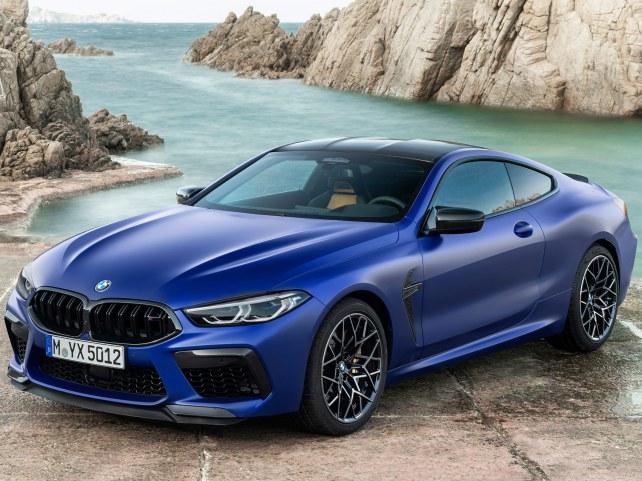 BMW M8 купе в Кирове