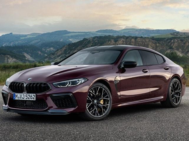 BMW M8 Гран Купе седан в Кирове