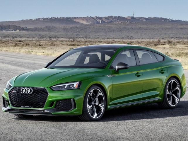Audi RS5 хэтчбек 5-дв. в Кирове