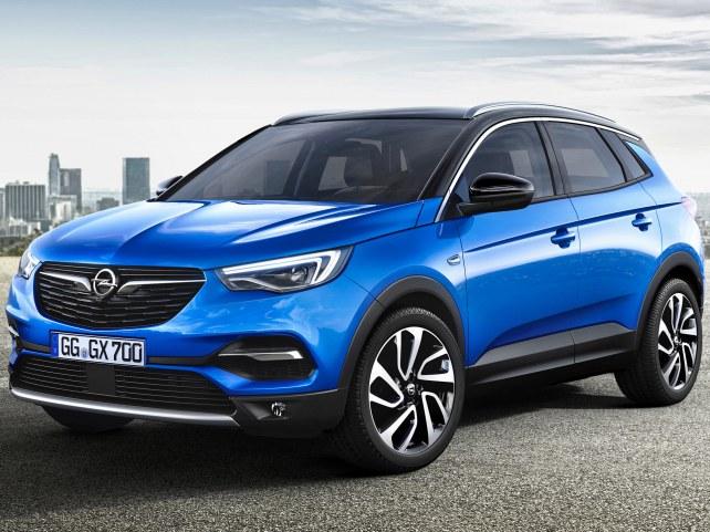 Opel Grandland X в Кирове
