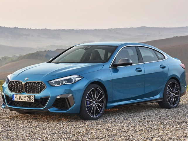 BMW 2 Gran Coupe седан в Москве